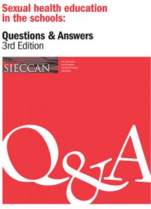 Sexual health education in the schools: Questions & Answers, 3rd Edition Image