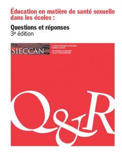 Éducation en matière de santé sexuelle dans les écoles : Questions et réponses, 3e édition Image