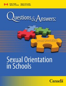 Questions & Answers: Sexual Orientation in Schools|Questions et réponses : L'orientation sexuelle à l'école Image