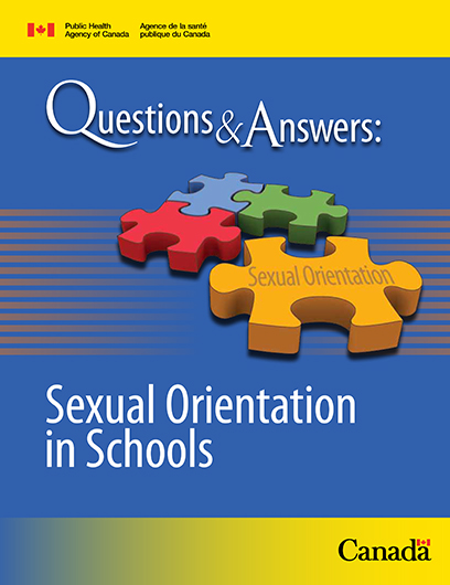Questions & Answers: Sexual Orientation in Schools Image