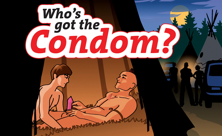 Who's got the Condom? [flipbook] Image