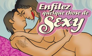Enfilez quelque chose de sexy [Folioscope, 30 per package] Image