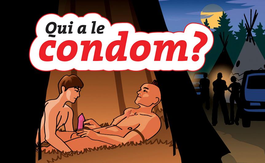 Qui a le condom? [flipbook] Image