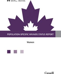 Population-Specific HIV/AIDS Status Report: Women Image