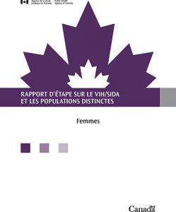 Rapport d'étape sur le VIH/sida et les populations distinctes : Femmes Image