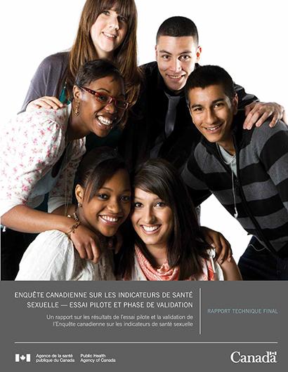 Enquête canadienne sur les indicateurs de santé sexuelle—essai pilote et phase de validation : Rapport technique final Image