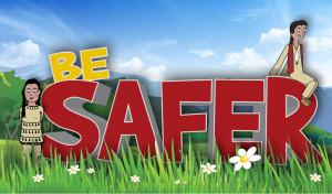Be Safer: A Game for Youth about Healthy Sexuality and HIV Prevention Image