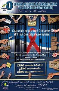Semaine nationale de sensibilisation au sida chez les autochtones : Chacun de nous a droit à la santé, et il faut que cela s'accomplisse [Poster] Image