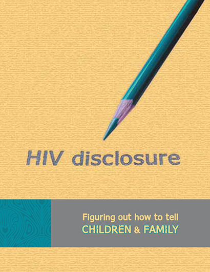 HIV disclosure: Figuring out how to tell children and family Image