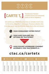 CarteTx: Transformons l'horizon canadien d'accès aux traitements contre le VIH et l'hépatite C Image