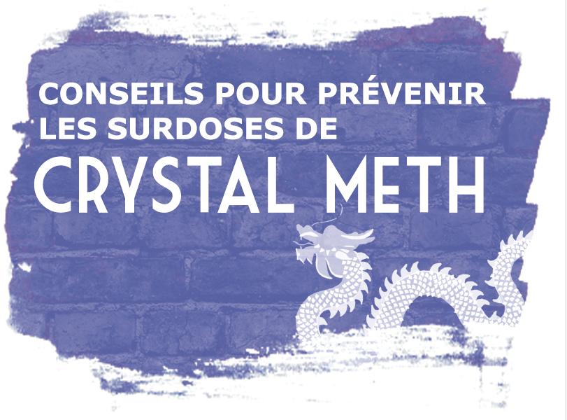 Conseils pour prévenir les surdoses de crystal meth [50 per package] Image