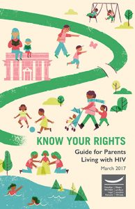 Know Your Rights: Guide for Parents Living with HIV Image