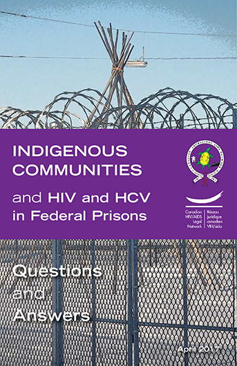 Indigenous Communities and HIV and HCV in Federal Prisons: Questions and Answers Image