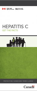 Hepatitis C: Get the facts / Hépatite C : informez-vous Image