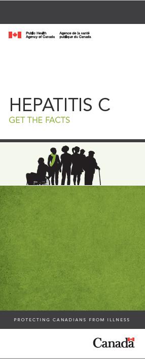 Hepatitis C: Get the facts / Hépatite C : informez-vous Image