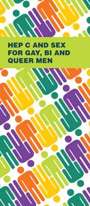 Hep C and Sex for Gay, Bi and Queer Men Image