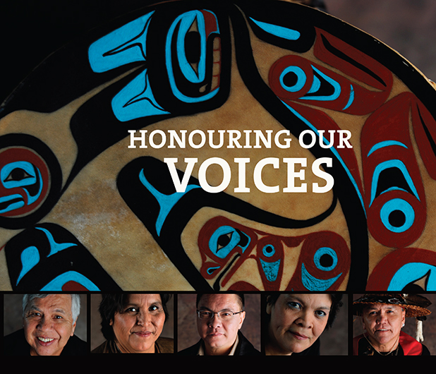 Honouring Our Voices Image