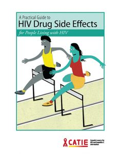 A Practical Guide to HIV Drug Side Effects for People Living with HIV Image
