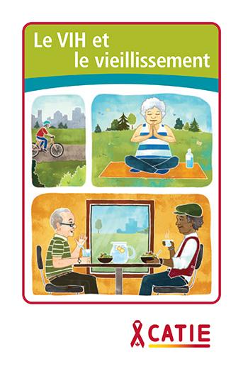 Le VIH et le vieillissement Image