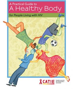 A Practical Guide to a Healthy Body for People Living with HIV Image