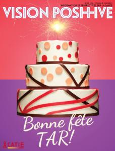 Vision positive (hiver 2016) : Bonne fête TAR! Image