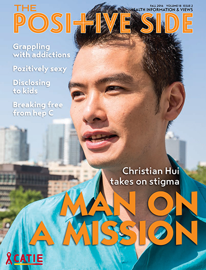 The Positive Side (Fall 2016): Man on a Mission Image