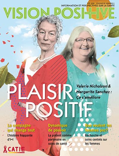 Vision positive (été 2018) : Plaisir positif Image