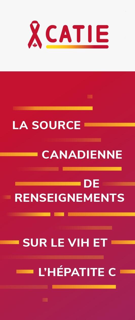 CATIE Brochure / Dépliant de CATIE Image
