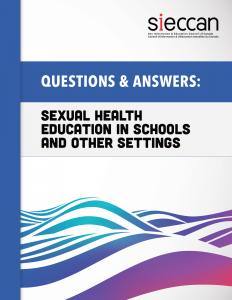 Questions & Answers: Sexual health education in the schools and other settings Image