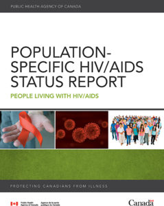 Population-Specific HIV/AIDS Status Report: People Living With HIV/AIDS Image