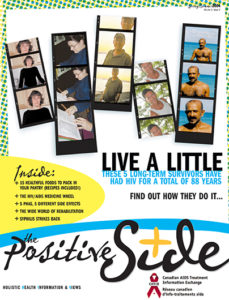 The Positive Side (Spring/Summer  2004): Live a Little Image