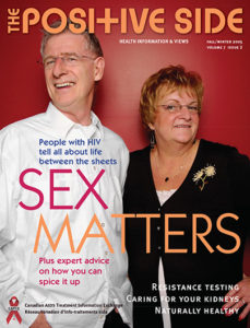 The Positive Side (Fall/Winter 2005): Sexual Healing Image