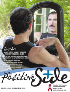 The Positive Side (Fall/Winter 2003): The Lipo Files Image