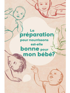 La préparation pour nourrissons est-elle bonne pour mon bébé? Image