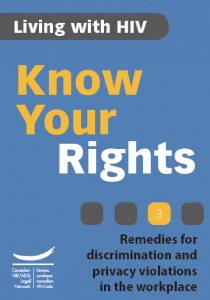 Know Your Rights 3: Remedies for discrimination and privacy violations in the workplace Image