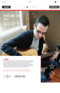 JMS 2014: PARLONS-EN. CHERCHE RELATION [Poster] Image