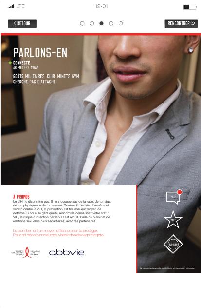 JMS 2014: PARLONS-EN. CHERCHE PAS D'ATTACHE [Poster] Image