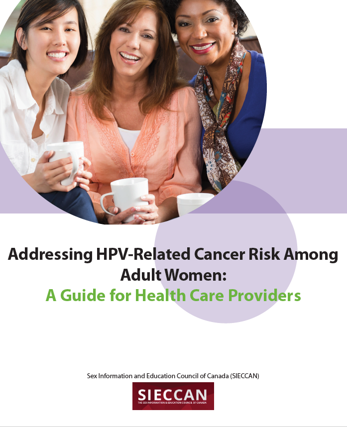 Addressing HPV-Related Cancer Risk Among Adult Women: A Guide for Health Care Providers Image