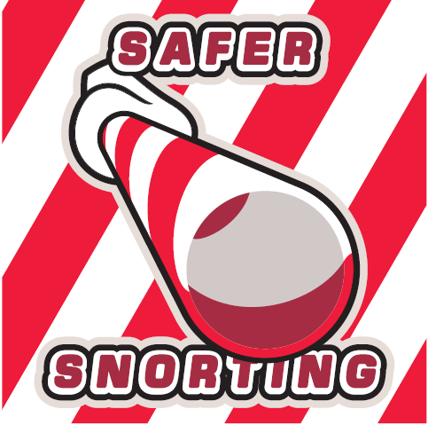 Safer Snorting [Booklet] Image