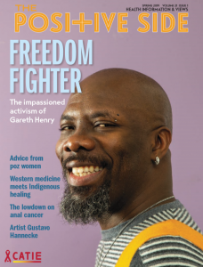 The Positive Side (Spring 2019): Freedom Fighter Image