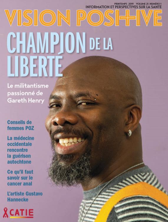Vision positive (printemps 2019) : Champion de la liberté Image