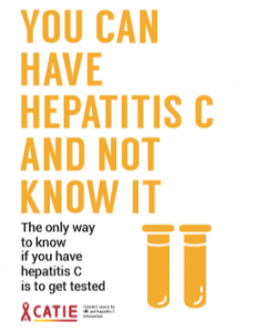 You Can Have Hepatitis C and Not Know It [Post card] Image
