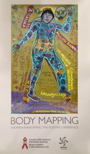 Body Maps - Peggy Image
