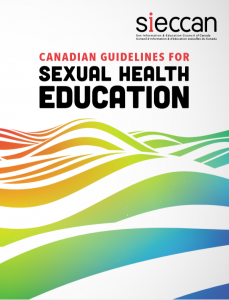 Canadian Guidelines for Sexual Health Education Image