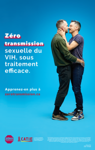Zéro transmission : David et Jonathan [Affiche] Image