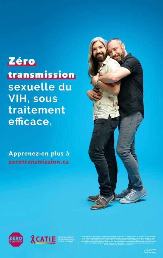 Zéro transmission : Yanick et Carl [Affiche] Image