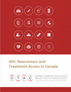 HIV Newcomers and Treatment Access in Canada Image