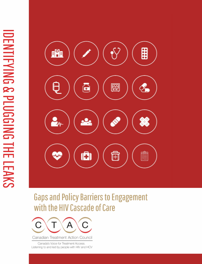 Identifying and Plugging the Leaks: Gaps and Policy Barriers to Engagement with the HIV Cascade of Care Image