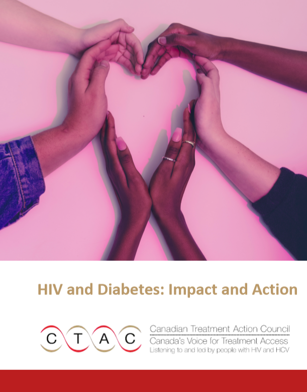 HIV and Diabetes Impact and Action Image
