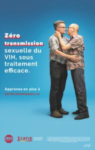 Zéro transmission : Richard et Martin [Affiche] Image